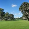 A view of a fairway at Eagles Golf Club